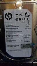 """HP 1TB 7.2K SATA MB1000ECWCQ 695502-001 397377-024 3.5"""" HARD DRIVE"""