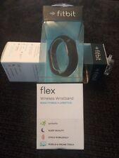 NEW Fitbit Flex Wireless Activity Wristband  Sleep Tracker Black Small+Large HR