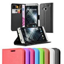 Funda Carcasas para HTC ONE M7 1. Gen. Case Cover Función de Suporte