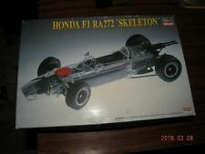 HASEGAWA 1/24 HONDA F1 RA272 SKELETON KIT CLEAR BODY + UP GRADE PARTS