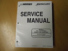 Manuel atelier Service Manual MARINER MERCURY 135/150 DFI Optimax