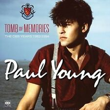 Paul Young Tomb of Memories CBS Years 1982-1994 4 X CD & Boox Set 2015 MINT