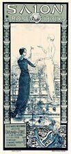 Vintage French Posters: Salon Rose Croix  - Les Maitre de l'Affiche - 1895