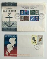 MNZFD77) New Zealand 1965-69 First Day Covers FDC