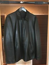 Ralph Lauren Purple Label Mens Large Leather Jacket