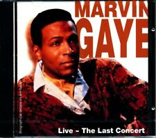 Marvin Gaye - Live - The Last Concert - CD