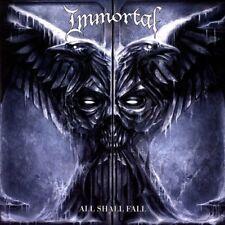 Immortal 'All Shall Fall' Digipak CD - NEW
