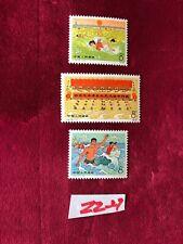 China Cultural Revolution Sc # 1278-1280 Complete Set MNH OG  ZZ-27
