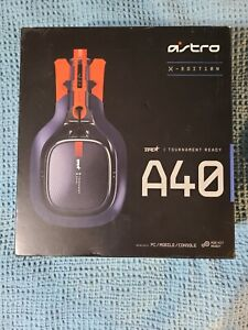 Astro X-Edition Tournament Ready A40 GAMING HEADSET BRAND NEW