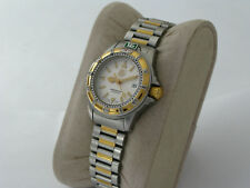 TAG HEUER 4000 LADIES QUARTZ WATCH - NEW BATTERY FITTED - NICE CLEAN CONDITION