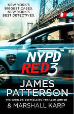 NEW James Patterson - NYPD Red 3 (Paperback) 9780099594420