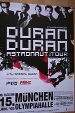 Duran Duran Tourplakat/Tourposter 2005 - Olympiahalle München 15.06.2005