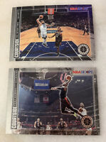 2019-20 NBA Hoops Premium Stock Paul George & Carl-Anthony Towns COURTSIDE (LOT)