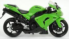New Ray 1:12 Kawasaki ZX 10 R Ninja Toy model Motorcycle motorbike Green