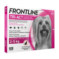 Frontline Tri Act Cane da 2 a 5 kg Antiparassitario Cani Tri-Act