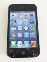 Apple iPod touch 4. Generation Schwarz (8GB) Sprung #14