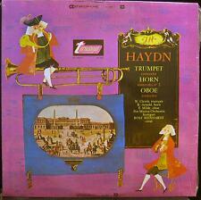 Rolf Reinhardt - Haydn Trumpet Horn & Oboe Concerto LP Mint- TV 34031S Vinyl