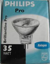 1 Philips Pro Brilliantline Pro 35W GU4 12V 10Grad 7000cd