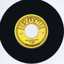 RAY HARRIS - COME ON LITTLE MAMA (Killer SUN label ROCKABILLY) REPRO