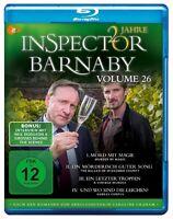 INSPECTOR BARNABY - VOL.26 (NEIL DUDGEON, FIONA DOLMAN) 2 BLU-RAY NEU