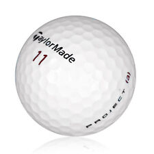12 TaylorMade Project (a) Mint AAAAA Recycled Used Golf Balls GREAT VALUE!!!!