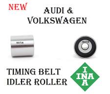 Engine Timing Belt Upper Idler Roller For Audi VW A3 A4 Q7 Golf Jetta Passat INA