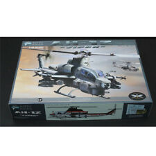 Kitty Hawk KH80125 1/48 Modern American AH-1Z Viper Armed Helicopter Model New