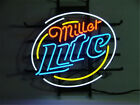 "New Miller Lite Neon Sign Beer Bar Light Pub Gift 17""x14"""