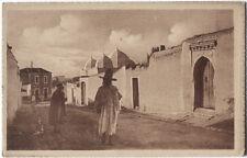Original vintage 1920s North Africa Mascara, Bab-ali, Village arabe, R. PROUHO