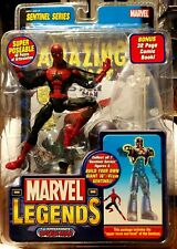 Marvel Legends 1st Appearance Spiderman BAF Sentinel Series 2005 Toy Biz