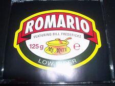 Ramario Feat Bill Fredericks Low Rider Australian Mixes CD Single – Like New