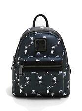 Loungefly Disney Nightmare B. Christmas Jack Skellington Mini Backpack