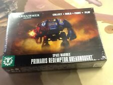40K Warhammer Primaris Redemptor Dreadnought Easy to Build Sealed