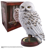 "HARRY POTTER:HEDWIG - MAGICAL CREATURE 9.5"" STATUE RESIN (24cm) NOBLE COLLECTION"