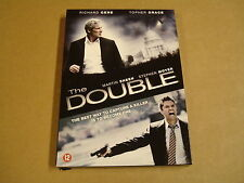 DVD / THE DOUBLE ( MARTIN SHEEN, RICHARD GERE... )