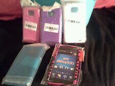 Lot of 5 Samsung Galaxy I727 Skyrocket Cases