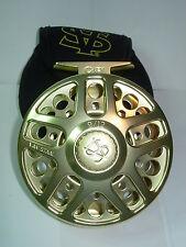 VAN STAAL C-VEX1112G Fly Fishing Reel (11-12wt) GOLD