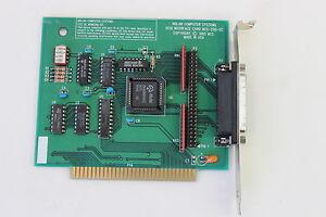 NOLAN COMPUTER SYSTEMS NCS-250-SC SCSI INTERFACE ISA ADAPTER