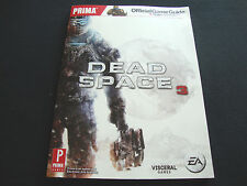 DEAD SPACE 3 STRATEGY GUIDE XBOX PLAYSTATION