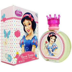 GENUINE Disney Princess  Eau De Toilette Spray Fragrance Girls Perfume EDT 100ml