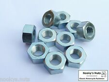 3/8 CEI Cycle Thread Nuts 26 tpi (Pack of 10) BZP
