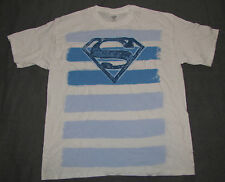 Small Dc Comics Mens T-Shirt Justice League Superman Logo Super Hero Graphic Tee