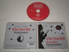 ARTHUR CONAN DOYLE/FÜNF SEMI DI ARANCIA(CASUALE HOUSE/978-3-86997-159-9)CD ALBUM
