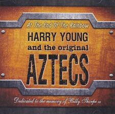 [BRAND NEW] CD: HARRY YOUNG AND THE ORIGINAL AZTECS: AT THE END OF THE RAINBOW
