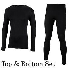 SET THERMAL Polypropylene Underwear Top Long Johns (LARGE)