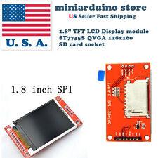 "1.8 inch 1.8"" TFT LCD Display module ST7735S 128x160 QVGA Arduino 128*160"