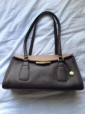LADIES Stylish FIORELLI Brown Tan Faux Leather WOMENS Handbag BAG