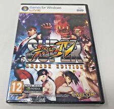 Super Street Fighter IV: Arcade Edition PC - BRAND NEW / SEALED -