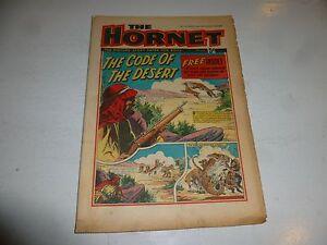 THE HORNET Comic - No 78 - Date 06/03/1965 - UK Paper Comic