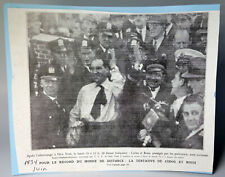 More details for after landing in new york, 28  jun 1934: codos and rossy, french press cutting